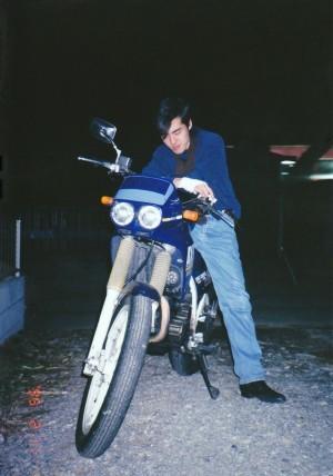 バイク便時代