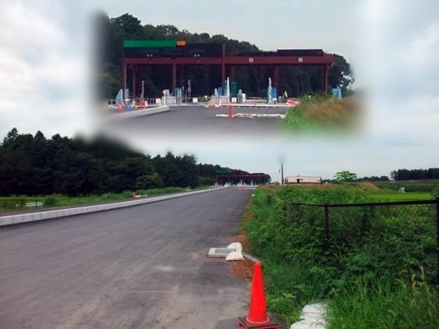 坂東IC( 建設中 )
