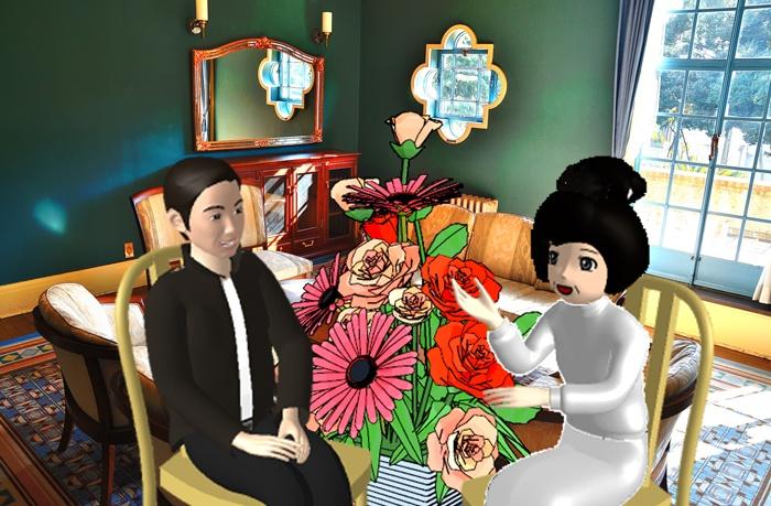tetsuko-room