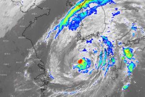 2021台風14号チャンスー進路予想